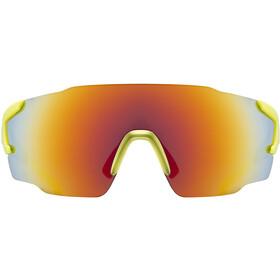 UVEX Sportstyle 804 Glasses yellow/black matt/mirror yellow